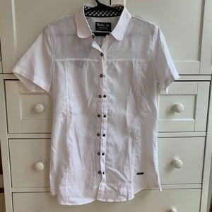 NWT Barbour international button down